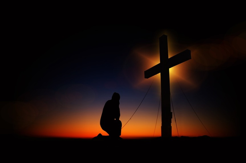 Thank You For The Cross, LORD — The Abuse Expose' with Secret Angel