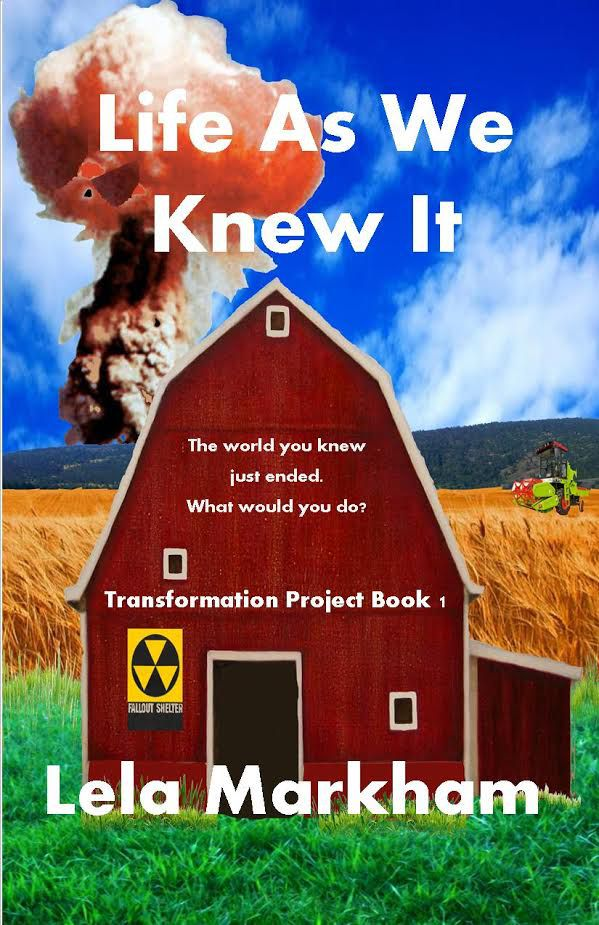 Books: Transformation Project series 99-cents thisweek