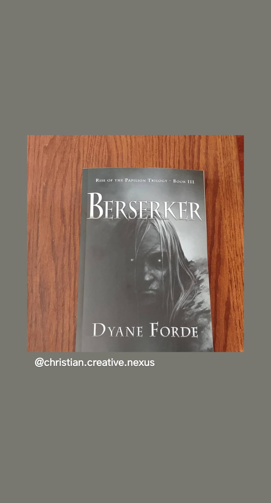 Monday Mentions – Berserker by Dyane Forde