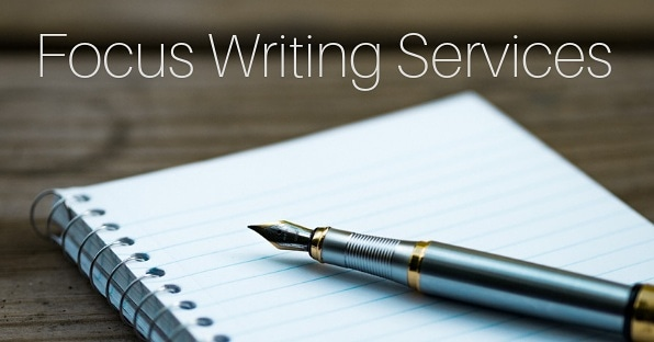 Looking for Editing Services? Try Focus Writing Services