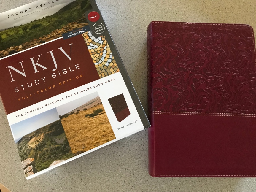 Repost: NKJV Study Bible Review