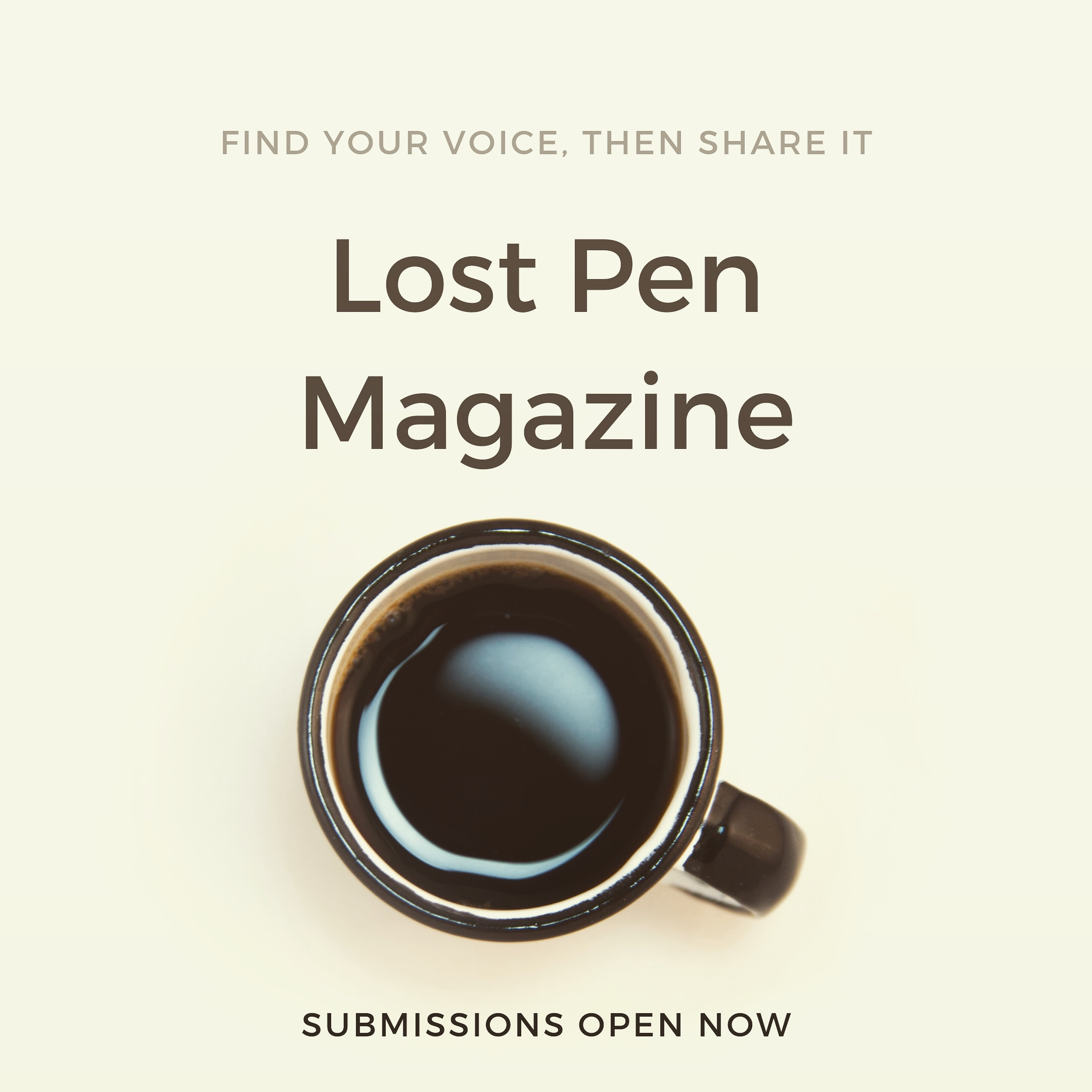 Getting Candid About the Lost Pen Magazine: Interview