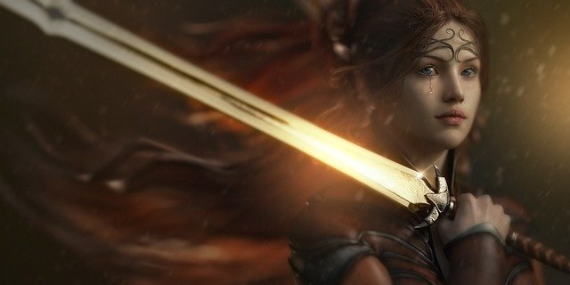Flash Fiction: SpiritualWarrior