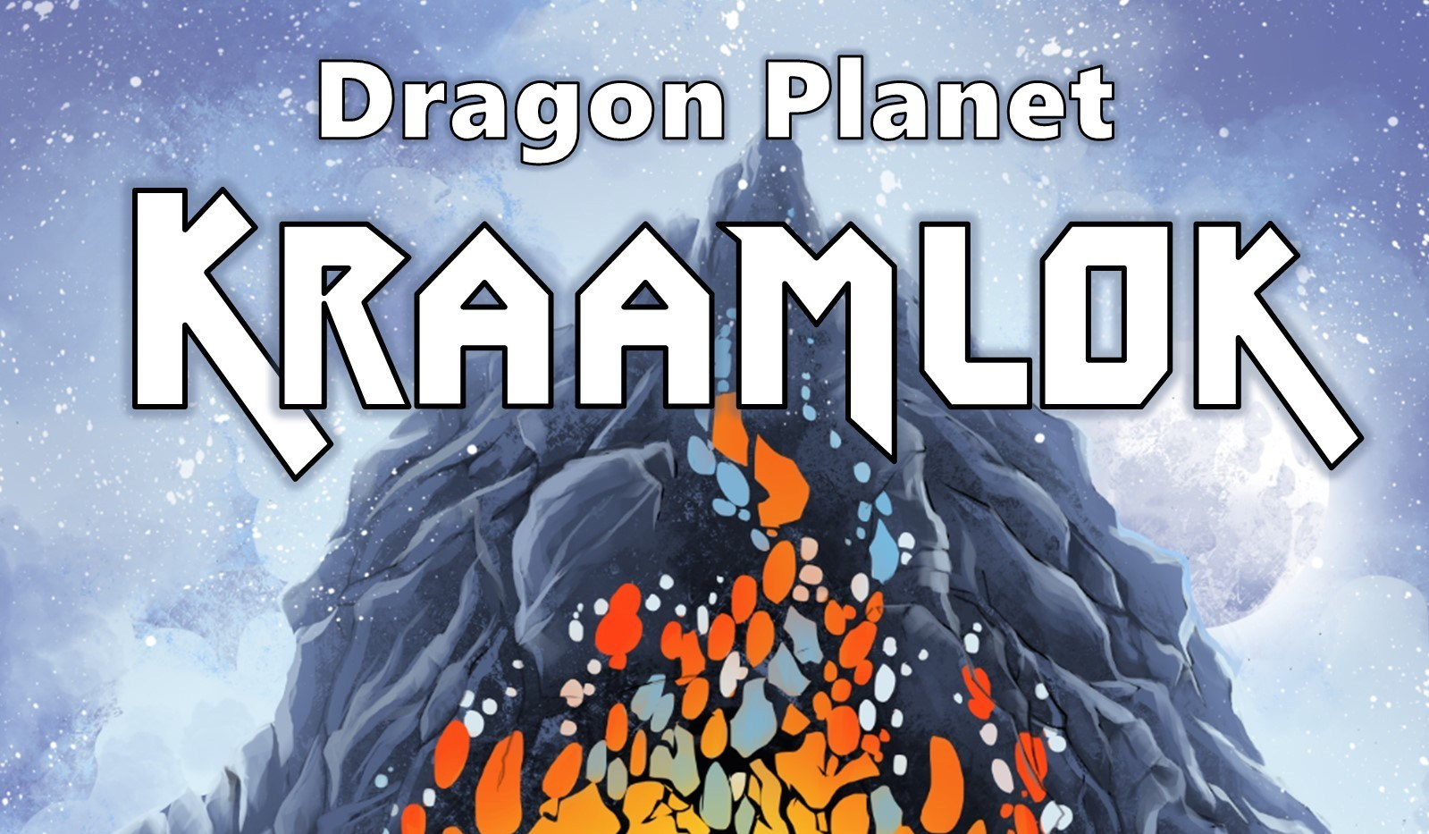 Book Review: Dragon Planet: Kraamlok